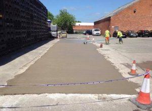 Find Concrete Road Repairs in Leeds