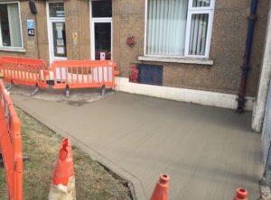 Concrete Road Repairs in Leeds