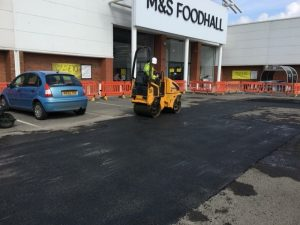 Local Car Park Surfacing Companies near Leeds