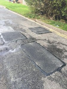 Find Tarmac Repairs in Abbots Bromley