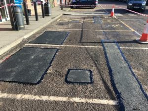 Pothole Repairs in Kesgrave